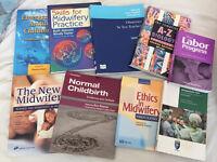 9 midwifery books