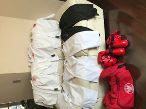 Youth martial arts Gi and Equipment