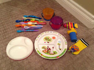 Baby feeding, teething and more lot Strathcona County Edmonton Area image 4