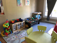 Day Care Space Available