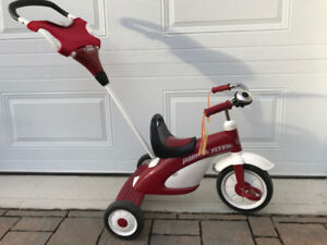 Radio Flyer steer & stroll tricycle - Tricycle