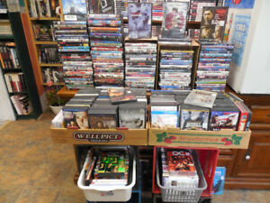 (SOLD) Clearance DVD Sale !!! Amazing Deal !!!