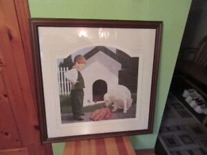 BRUCE K. LAWES - Limited Edition Prints (2) - REDUCED!!!!