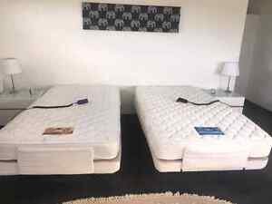 Plega Healthcare Electric, King size single beds Baldivis Rockingham Area Preview