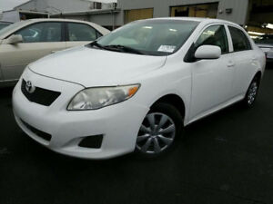 2010 TOYOTA COROLLA, 113K ONLY, AUTOMATIC / 416 258 9085