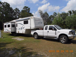 Fifth Wheel    Keystone Montana Mountaineer 328RLS