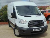 2015 Ford Transit 2.2 TDCi 125ps 290 L2 H2 Trend Van 2 door Van