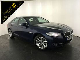 2011 BMW 520D SE DIESEL BMW SERVICE HISTORY FINANCE PX WELCOME
