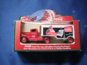 Die Cast  LLedo Days Gone Coca-Cola Transport and Model 'T'