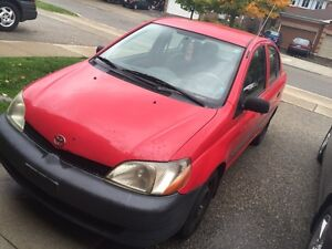 2002 Toyota Echo Cambridge Kitchener Area image 1