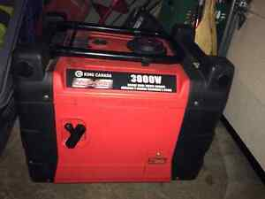 King Canada 3000W Generator Kingston Kingston Area image 1