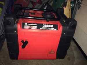 King Canada 3000W Generator