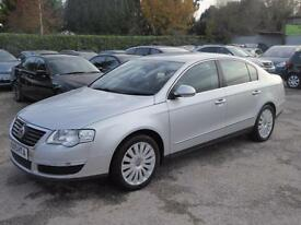2009 VOLKSWAGEN PASSAT 2.0TDI CR 140ps DSG HIGHLINE DIESEL AUTO BEST CONDITION