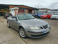 2005 Saab 9-3 2.0 T Linear 2dr Auto Convertible Petrol Automatic