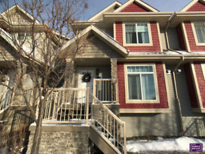TOWNHOUSE FOR SALE!! DON'T MISS THIS ONE! SOUTHWEST EDMONTON
