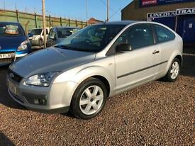 2006 FORD FOCUS 1.6 Sport 3dr FSH 9 STAMPS CAM BELT DONE