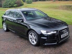 2014 (64) Audi A6 Avant 2.0TDI 190ps Ultra S Line 5dr S Tronic Auto