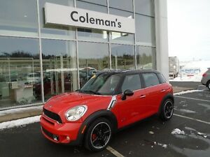 2011 Mini COOPER S Countryman - All Wheel Drive Turbo