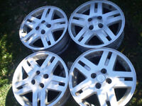 "15""   alloy rims for sale (4 x100)"