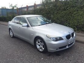 ***BMW 530D 3.0 FULL SERVICE HISTORY FULL LEATHER*** £3999! *WARRANTIES