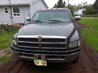 DODGE RAM 3500 TURBO DEISEL! TRADE FOR MUSCLE CAR OR TUNER!