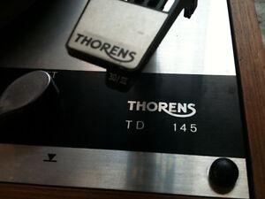 Thorens TD-145 ... SERVICED... Ready to be Enjoyed...