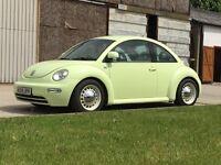Volkswagen Beetle special edition, VW bug