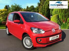 Volkswagen Up   High Up Asg Automatic Petrol Hatchback