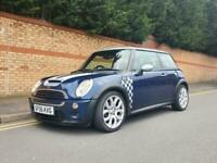 2006 06 Mini Cooper S 1.6 Supercharged 6spd Checkmate 170bhp PX !