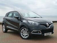 2014 14 Renault Captur 1.5dCi ( 90bhp ) ( MediaNav ) ( s/s ) Dynamique