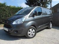 Ford Transit Custom 270 Limited L1 Van 2.0 130ps Euro 6 Only 14k miles