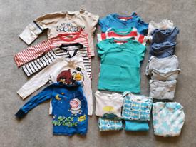 Bundle of 12-18 month boys clothes
