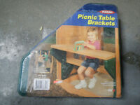 Picnic Table Brackets
