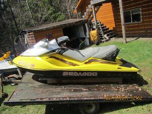 2003 Seadoo GTX