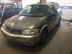 2004 Pontiac Montana GT Minivan $2500 ON THE ROAD
