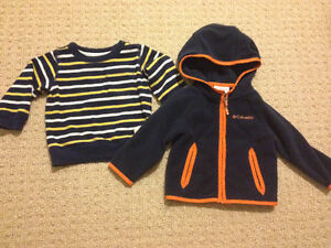12 Month Boy Fall/Winter Brand Name Clothes London Ontario image 7