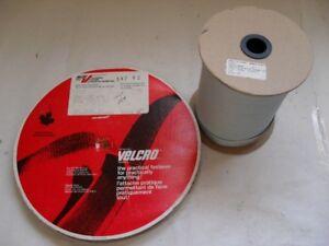 binding and velcro