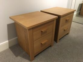 Bedside Tables (Matching Pair)