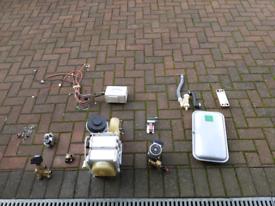 Ravenheat combi boiler parts