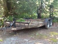 20 ft ,Longhorn trailer for sale
