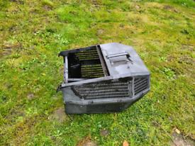 Petrol Lawn mower grass box lawnmower grass catcher basket