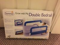 Grow with me double bed rail - brand new £25