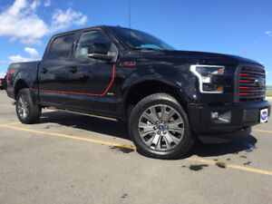 2016 Ford F-150 SuperCrew LARIAT SPECIAL EDITION ECOBOOST