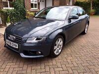 Audi A4 1.8 se 2008 full leather! Fsh, new mot! Showroom condition AA/rac welcome.p-ex welcome