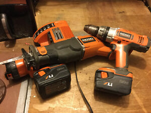 Ridgid Set London Ontario image 4