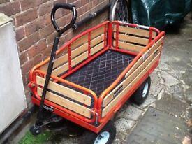 Festival wagon