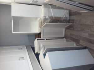 Kitchen Cabinets - Uppers