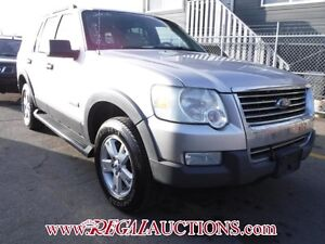 2006 FORD EXPLORER  4D UTILITY 4WD