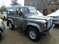 2005 05 Reg Land Rover 90 DEFENDER County Spec (39000 MILES)