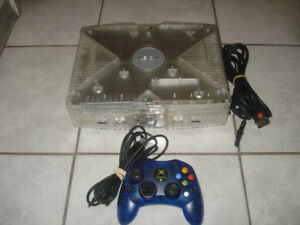 Crystal Original Xbox w/3500+ Games!